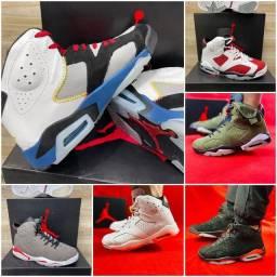 Título do anúncio: Tênis Nike Air Jordan 6