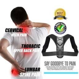 Título do anúncio: New posture-corretor de postura-alivia dores nas costas