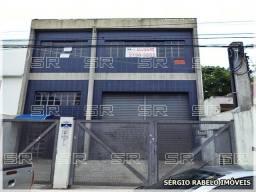 Título do anúncio: Galpão para alugar, 400 m² por R$ 8.000,00/mês - Vila Anastácio - São Paulo/SP