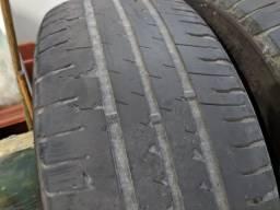 Título do anúncio: Par Pneus Michelin 195/60 R15