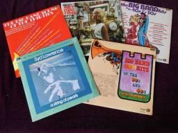 LPs - Big Bands & Grandes Orquestras (Liquida: 5 LPs)