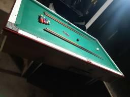 Vendo mesa sinuca 1.12 x 2.12 área de jogo