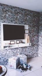 W&E instalação de papel de parede!!!