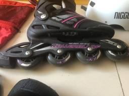 Vendo patins Rollerblade ( leia a descrição)