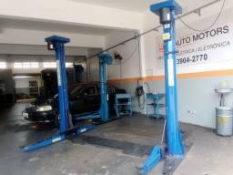 Elevador automotivo 4500kg Trifásico Marca PitStop Preço: R$9000,00