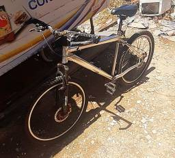 Título do anúncio: Bike aro 26 leia a descrição !!!
