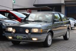 VOLKSWAGEN GOL GTI 2000 GASOLINA 2p MANUAL 8V 1992/1993 dispenso curioso