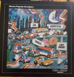 Box Música Popular Brasileira - Três Discos com os Principais Sucessos da MPB
