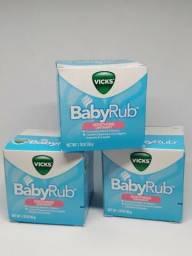Baby Rub Vicks importado