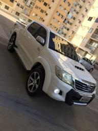 Hilux 2007/2007 SRV automática diesel - 2007