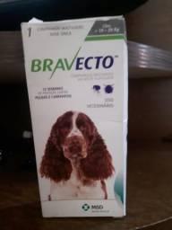 Bravecto para cães de 10kg à 20kg