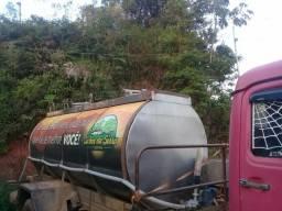 Tanque de leite para caminhão