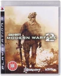 Game Jogo COD Call of Duty - Modern Warfare 2 para Ps3 Playstation 3 comprar usado  Maceió