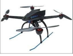 Drone barato com 45 cm de diâmetro