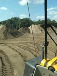 Porto de areia/ trabalhando com todas licenças