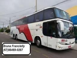 Onibus Marcopolo LD para Turismo Completo