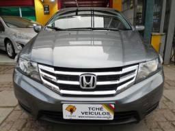 Honda City automático 4P - 2013