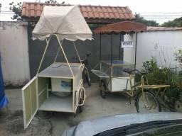 Bike carretinha