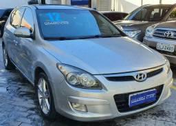 Hyundai i30 automático com teto e gnv - 2012
