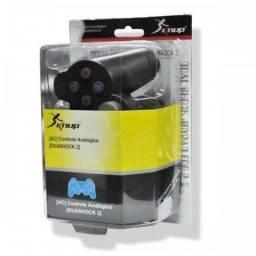 Controle Joystick PS2 (Loja na Cohab)-Total Segurança na Sua Compra. Adquira Já