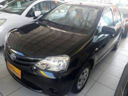 TOYOTA ETIOS 2015/2016 1.5 X SEDAN 16V FLEX 4P MANUAL - 2016