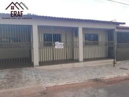 Linda casa localizada no setor Jardim Laranjeiras em Formosa-GO