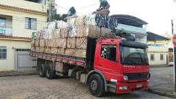 Atego truck 2425 - 2006