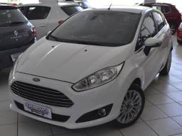 FORD FIESTA 1.6 TITANIUM HATCH 16V FLEX 4P MANUAL - 2017