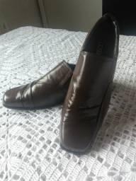 Sapato Social Masculino La Faire - Marrom