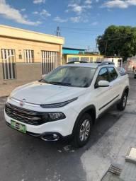 Fiat toro freedom flex automática ano 17 / 18 super nova - 2018
