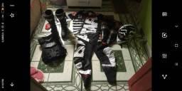 Roupa de motocross