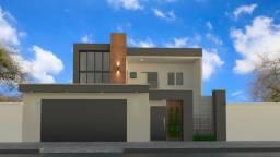 Casa localizada na Vila Pinto II em Varginha - MG