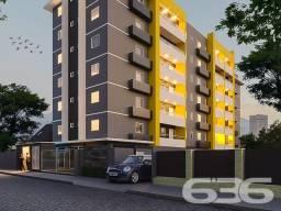 Apartamento à venda com 3 dormitórios em Saguaçu, Joinville cod:01029526