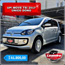 UP Move TSi 2017 Manual Flex Completo Único Dono