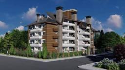 Apartamento com 2 dormitórios à venda, 78 m² por R$ 479.000 - Vila Suiça - Canela/RS