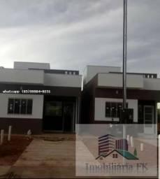 Casa para Venda em Várzea Grande, Paiaguas, 2 dormitórios, 1 banheiro, 1 vaga