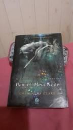 Livro Dama da meia-noite capa holográfica