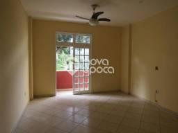 Apartamento à venda com 3 dormitórios em Glória, Rio de janeiro cod:CO3AP40981