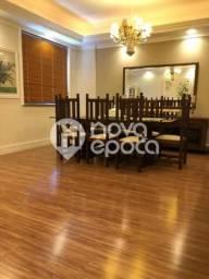 Apartamento à venda com 3 dormitórios em Glória, Rio de janeiro cod:FL3AP29975