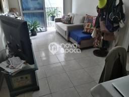 Apartamento à venda com 1 dormitórios em Centro, Rio de janeiro cod:BO1AP39743