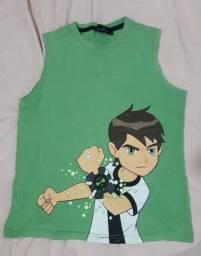 Camiseta menino Tam 8