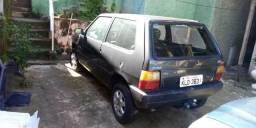 Uno 2004 Motor Fire - 2004