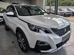 Peugeot 3008 Griffe 2018 Baixo Km - 2018