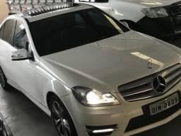 Mercedes C200 ano 2013 - 2013