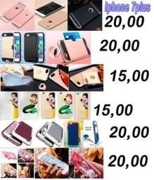 Capa Iphone 6S, 6 7 Plus diversos modelos