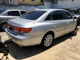 Hyundai Azera batido com documento em dia