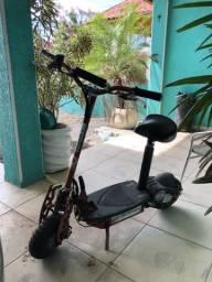 Barbada! Scooter elétrico (patinete)