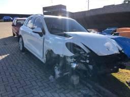 Sucata Porsche Cayenne S V8 turbo 2013