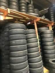 Só pneus de ótima qualidade
