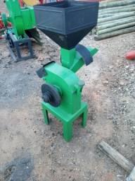 Picadeira triturador com base para motor